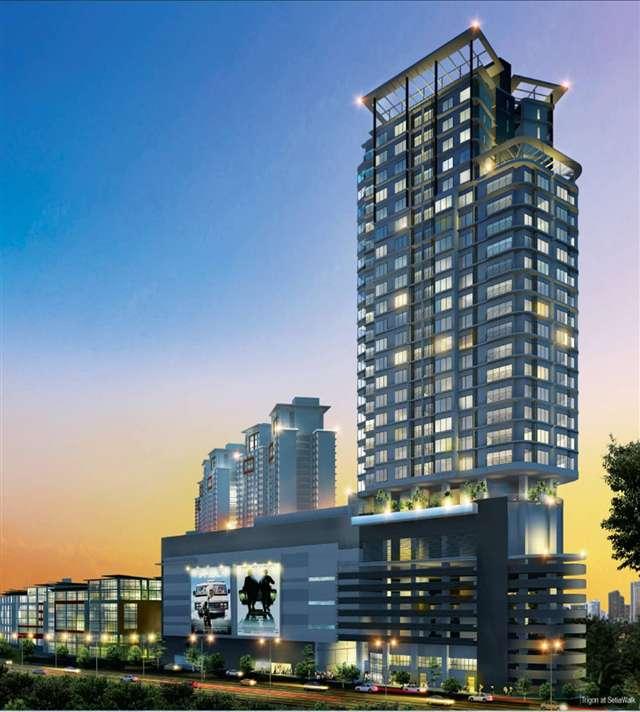 Luxury Residences @ SetiaWalk