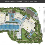 residential tower club@7 floor plan
