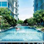 Glomac Damansara pool