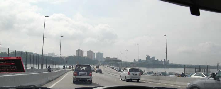ジョホール渋滞
